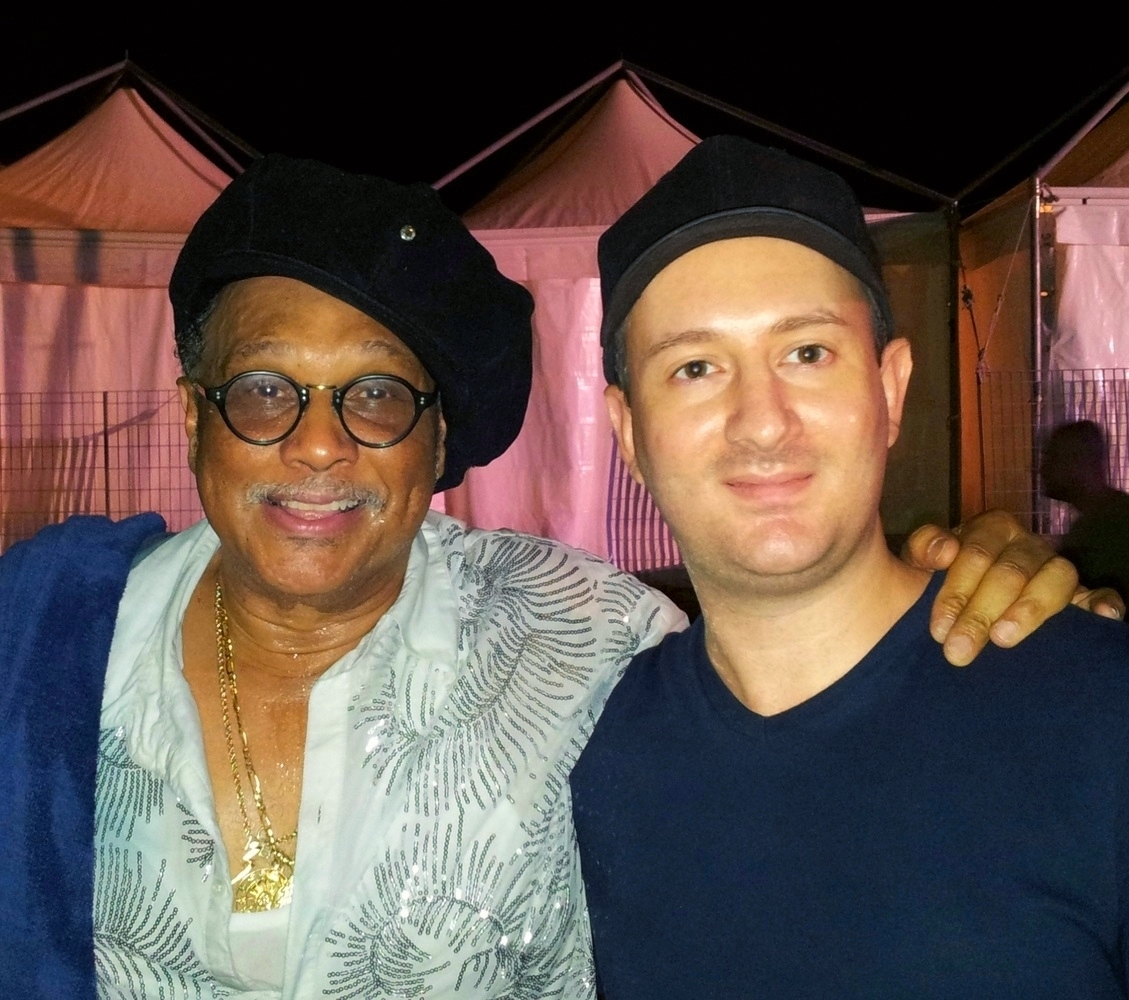 image: Al McKay (Earth, Wind & Fire) & Frenk DJ