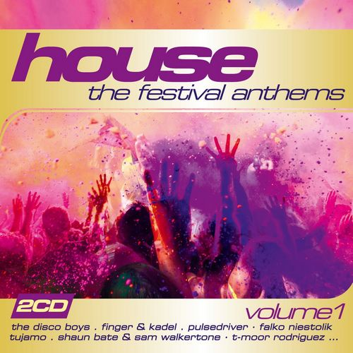 image: House: The Festival Anthems, Vol. 1